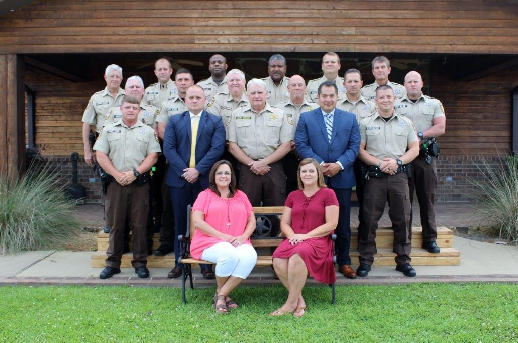 Sheriff Department Staff
